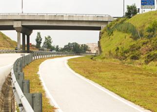 Guthrie Corridor Expressway Selangor, Malaysia