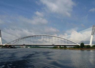 BR8 SERI SAUJANA BRIDGE  PUTRAJAYA, MALAYSIA