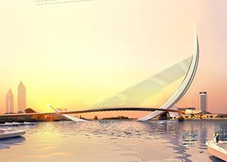 CRESCENT 5TH BRIDGE, DUBAI , UAE