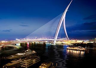 SHINDAGHA CROSSING, DUBAI , UAE